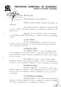Lei Ordinária nº 2537_1980_001 Rua Dos Inconfidentes