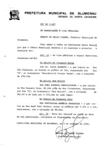 Lei Ordinária nº 2607_1980_001 Frei Ernesto Emmendorfer